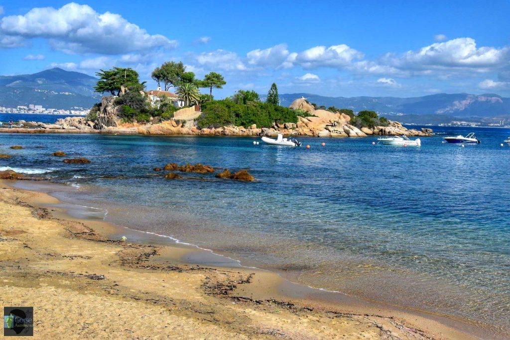 plage isolella corse