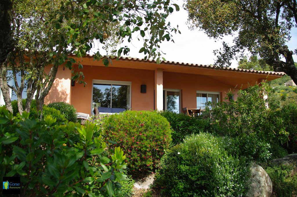 location villa sainte lucie porto vecchio