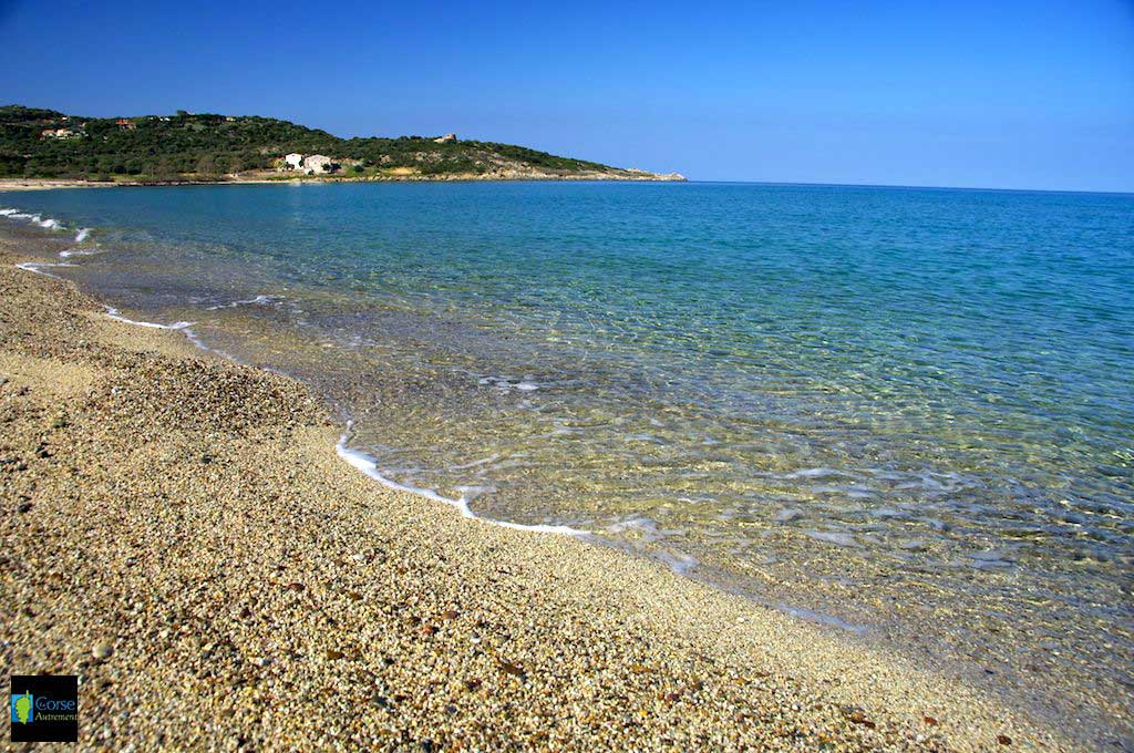 Plage de Lozari, Corse