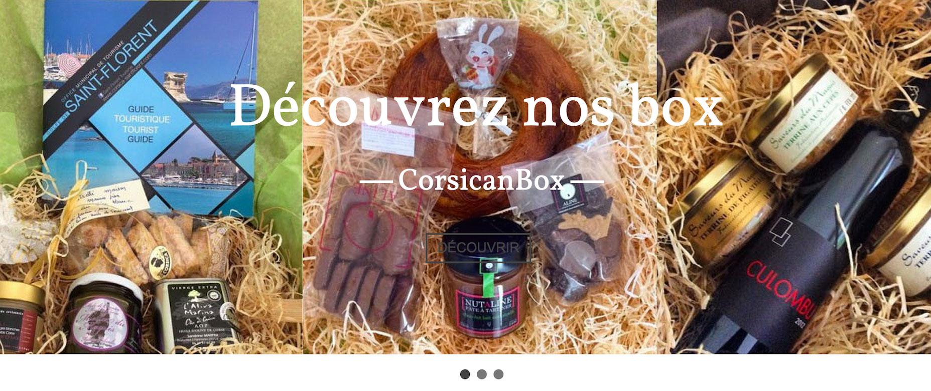 corsicabox