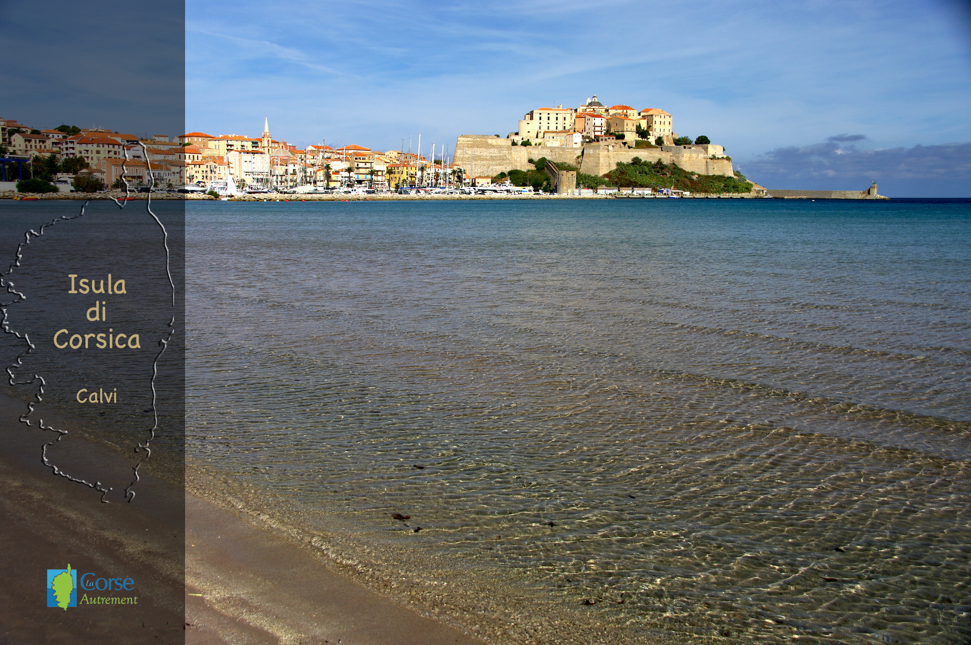 Fonds D Ecran Corse