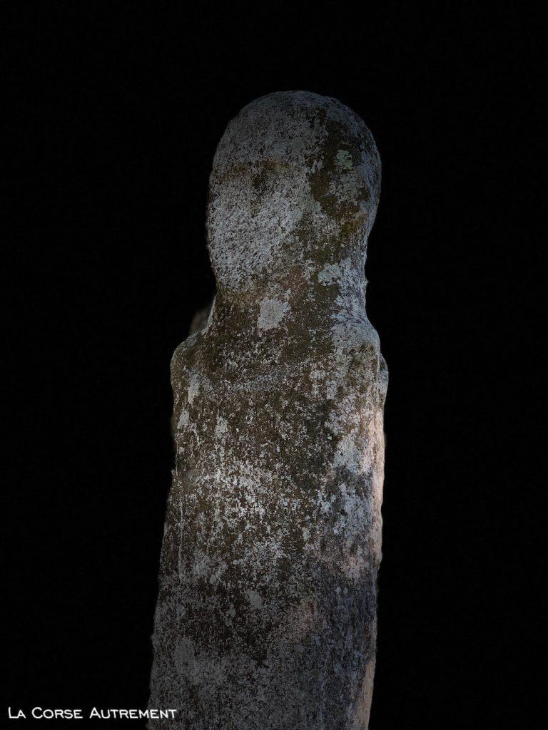 Statue Menhir Tavera
