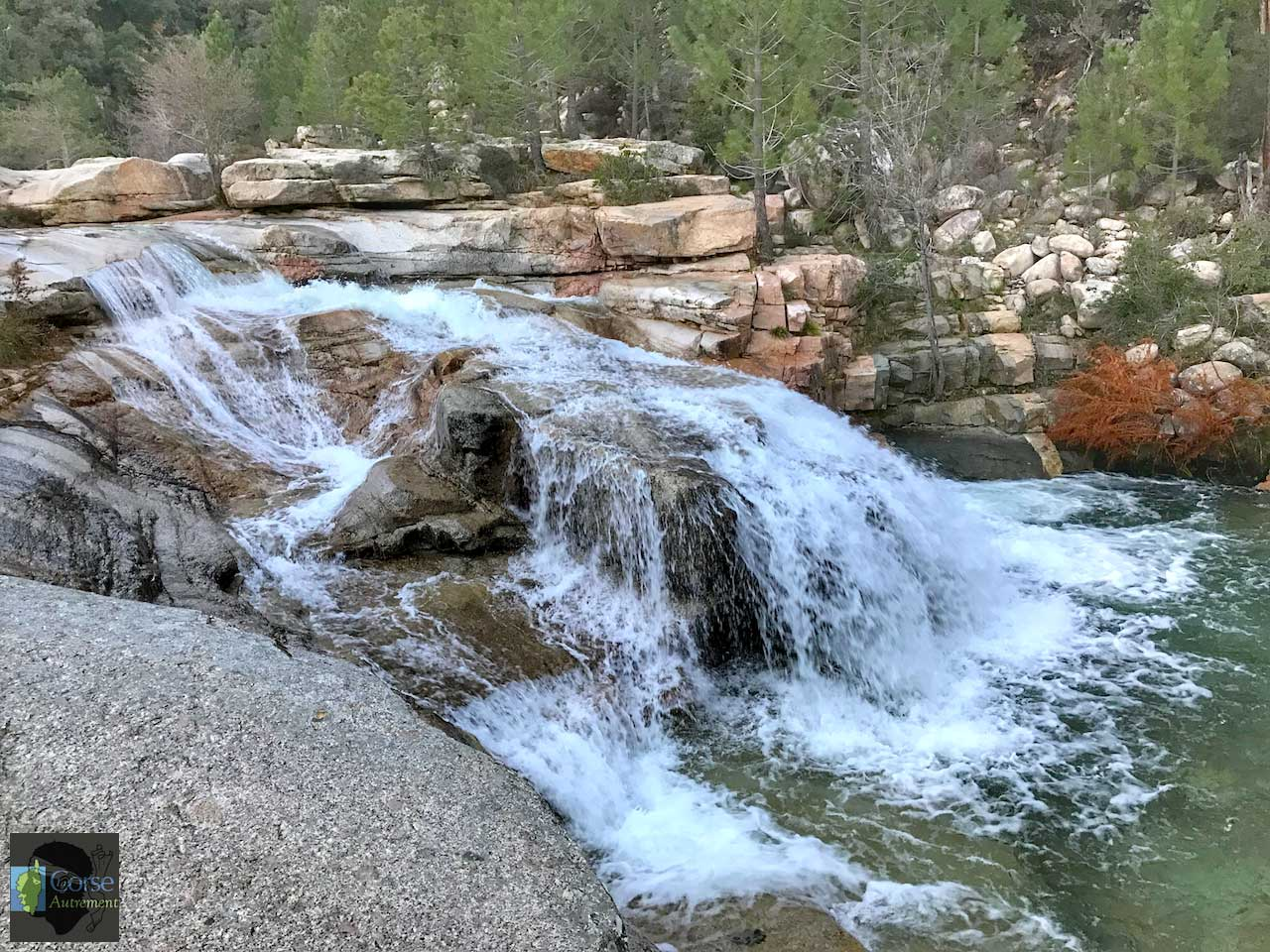 riviere cavu corse