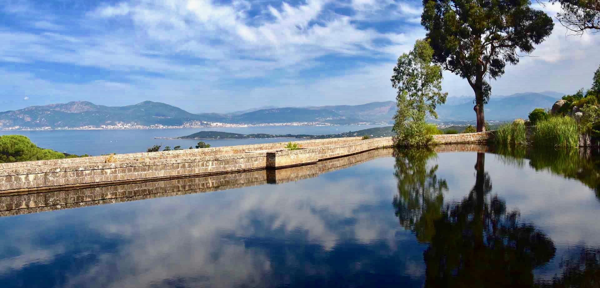 barrage pénitencier de Coti-Chiavari