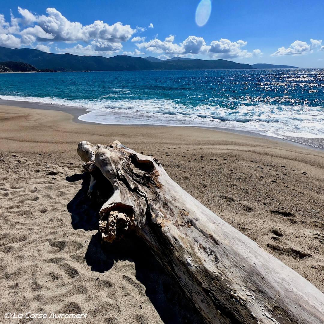 La plage de San Giuseppe