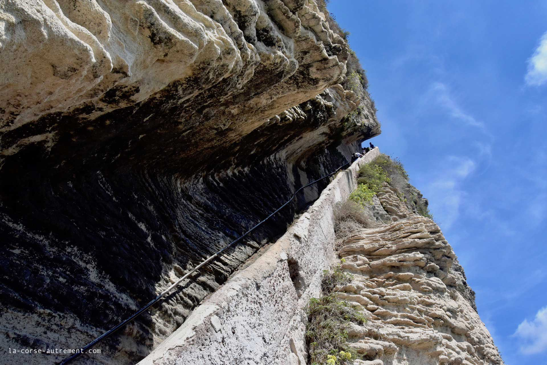escalier roi d'aragon bonifacio