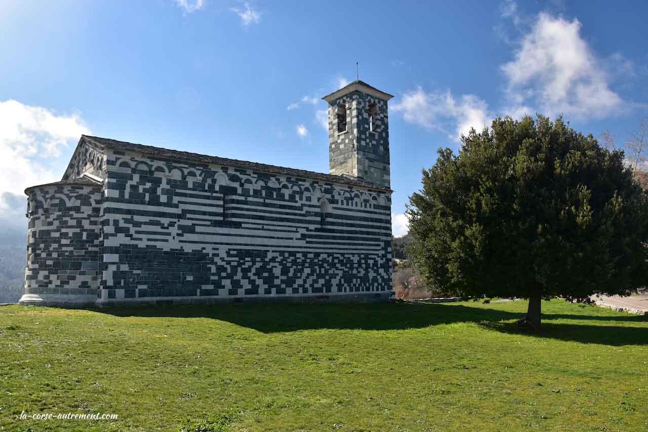Murato, l'église Saint-Michel