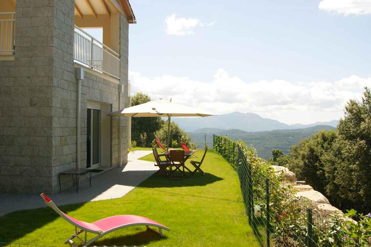 Gîte Casa Rocca Serra