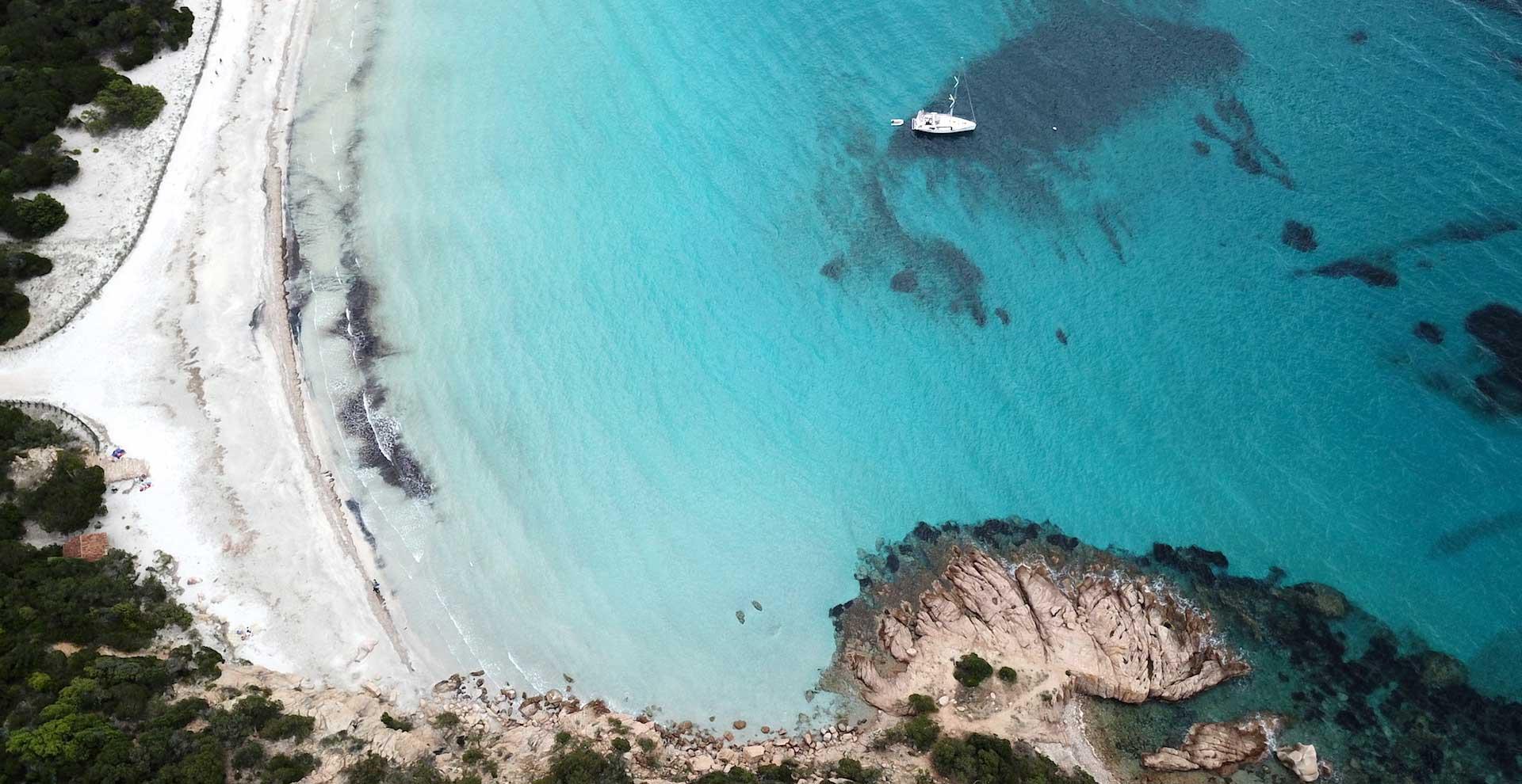 plage de roccapina
