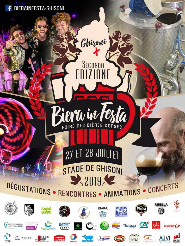Foire de la bière Corse, Ghisoni