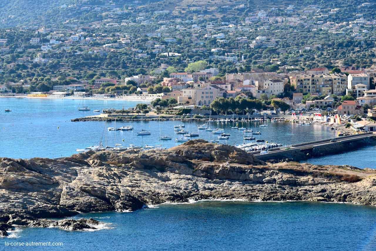 Corse île Rousse