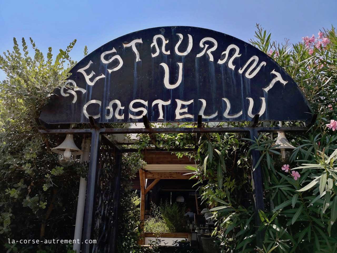 U Castellu Sagone