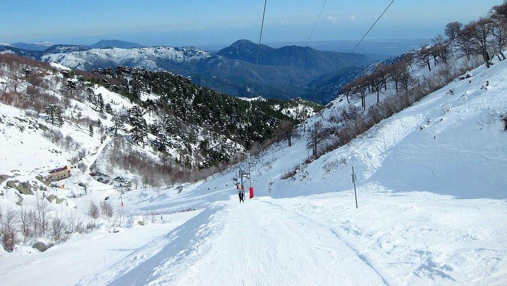 ski ghisoni
