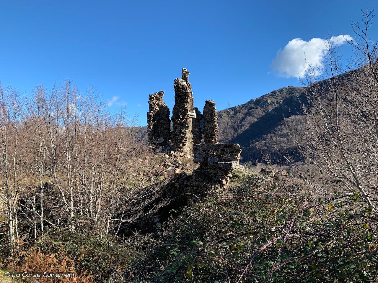 Fort de Vaux Vizzavona