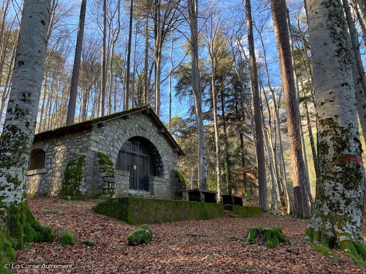 Chapelle Vizzavona