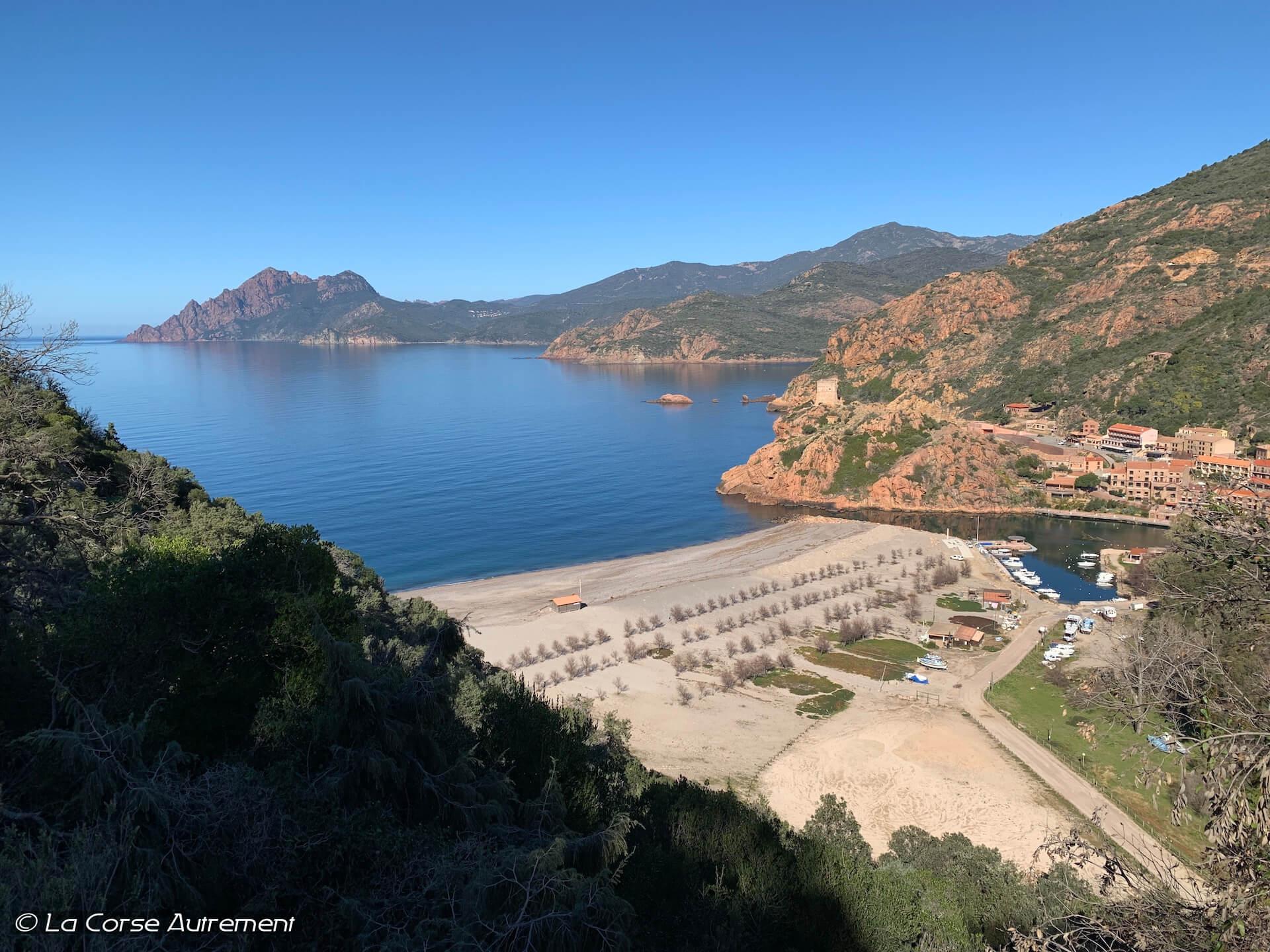 Porto en Corse