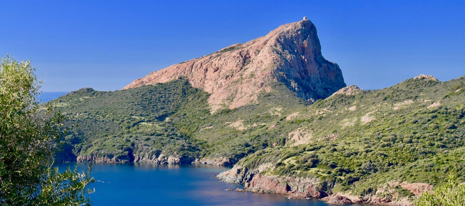 Randonnée Capo Rosso