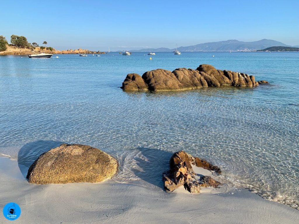 Mare e Sole plage d'Argent