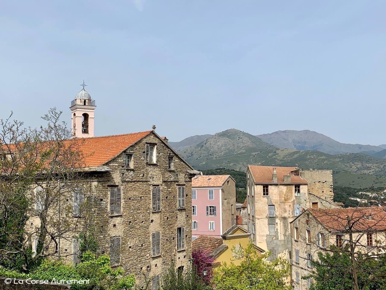 Corte, Corse