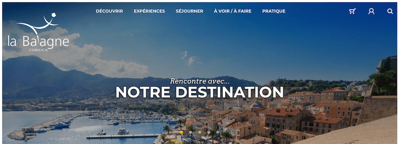 Office de Tourisme de la Balagne