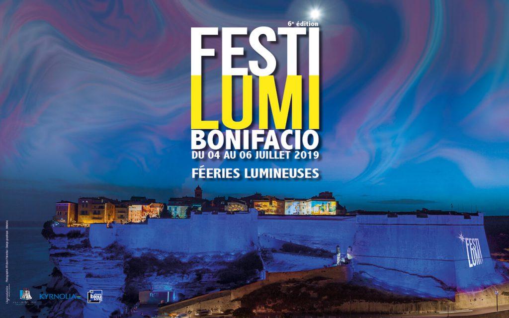 affiche festi lumi bonifacio