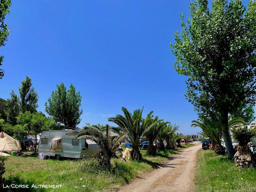 Camping A Cala di Cupabia