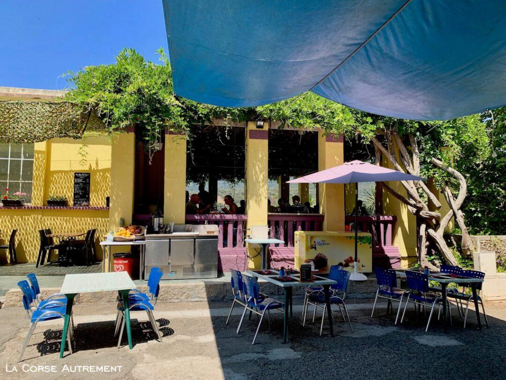 Restaurant I Bagni Olmeto