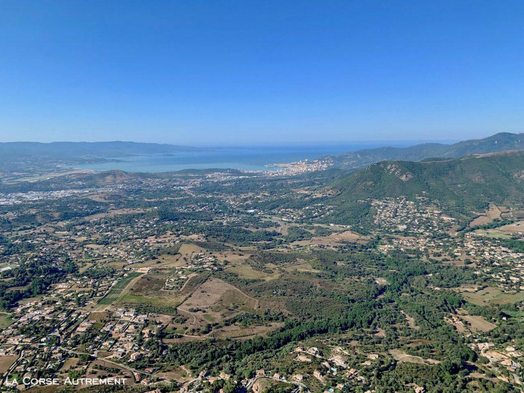 Randonnée vers le Monte Gozzi