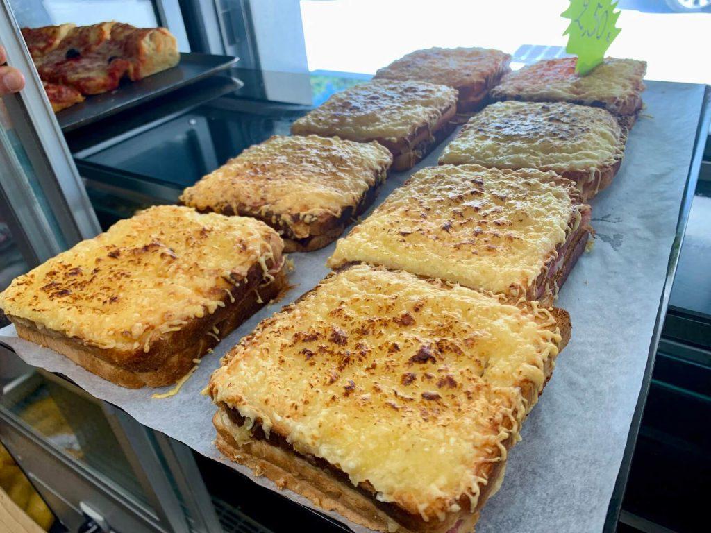 Brasserie Crêperie LM, Baleone