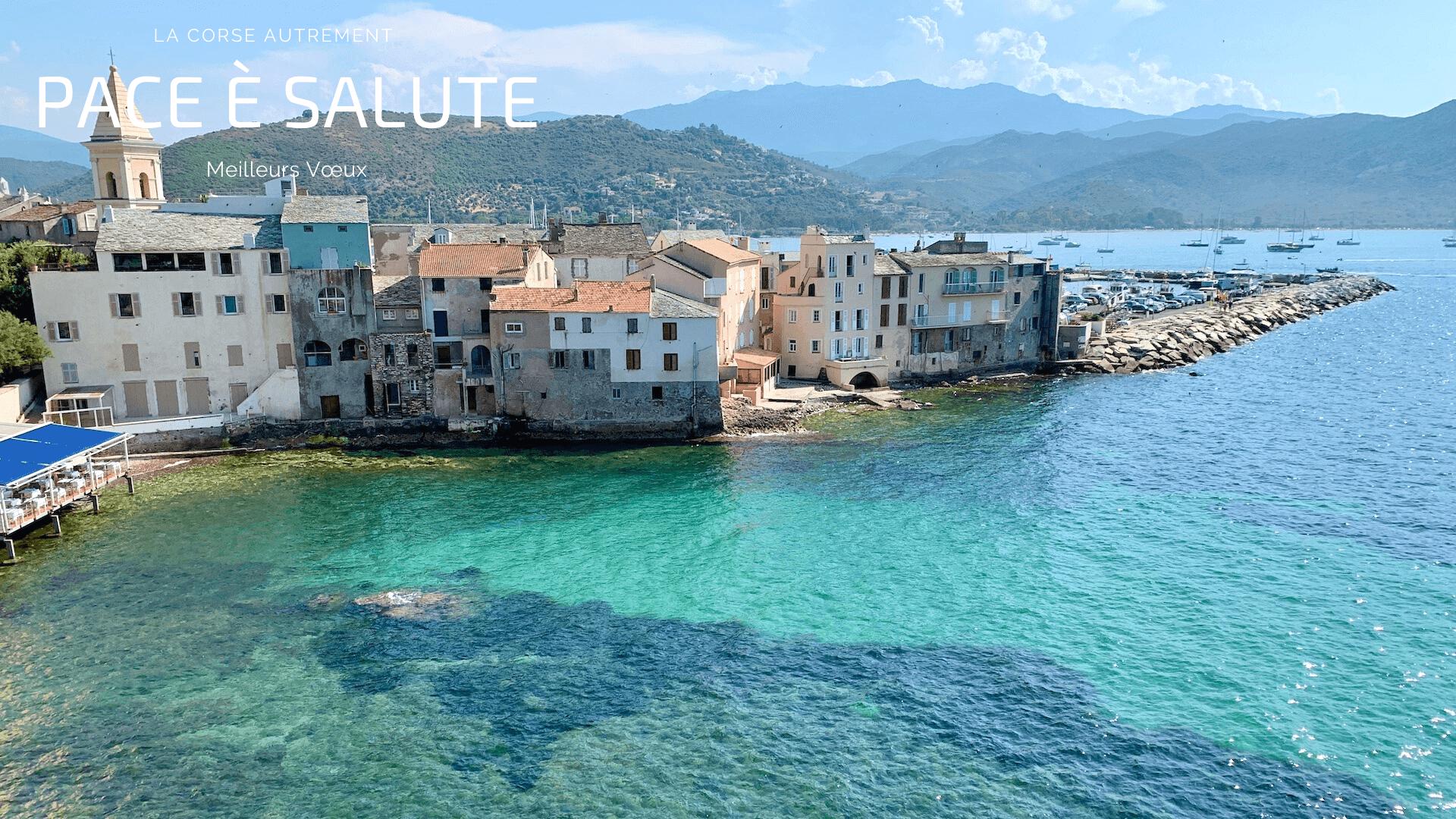 Carte de Vœux Corse