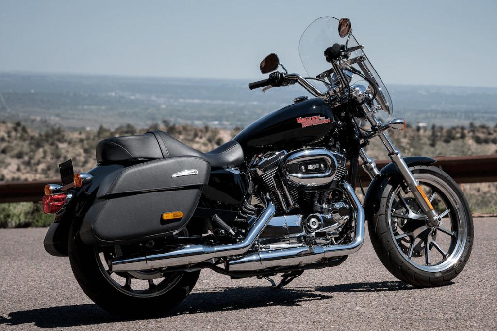 Location Harley Davidson Ajaccio